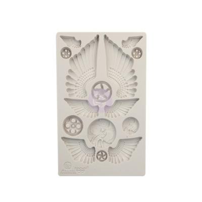 Prima Marketing Mould - Cogs and Wings