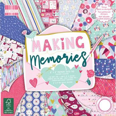 First Edition Paper Pad - Making Memories