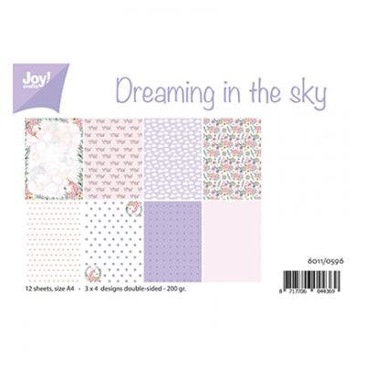 Joy!Crafts Designpapier - Dreaming In The Sky