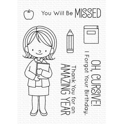 My Favorite Things Clear Stamps - Lessons in Love