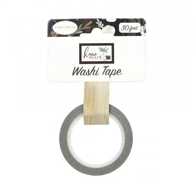 Carta Bella Home Again Washi Tape - Lovely Woodgrain