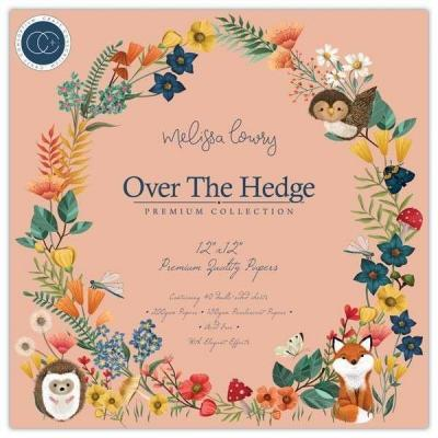 Craft Consortium Over the Hedge Designpapier - Paper Pad