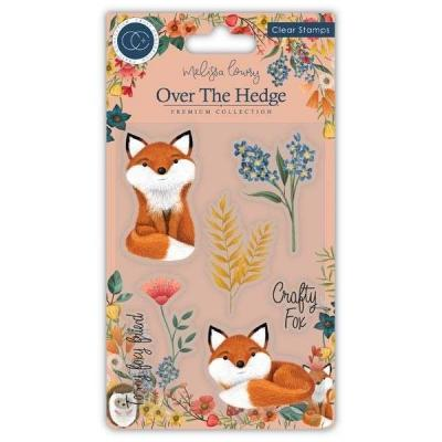 Craft Consortium Over The Hedge Clear Stamps - Henry the Fox
