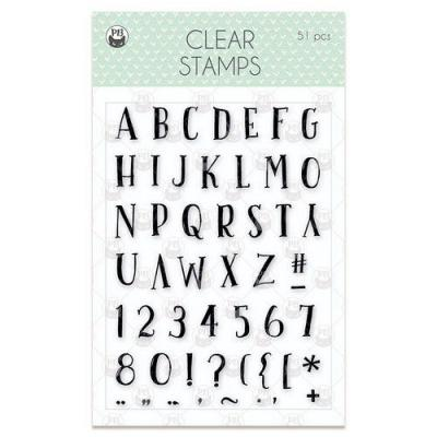 Piatek13 Clear Stamps - We Are Family 02