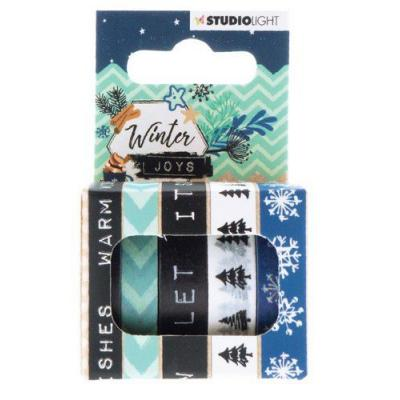 StudioLight Winter Joys Washi - Nr 6