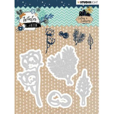 StudioLight Winter Joys Embossing Die - Nr. 226