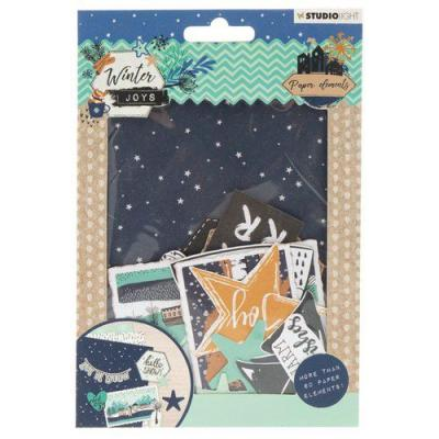 StudioLight Winter Joys Die Cut - Nr. 657