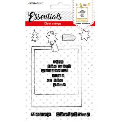 StudioLight Clear Stamps - Essentials nr 414