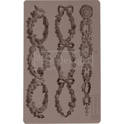 Prima Marketing Re-Design Mould - Floral Chain