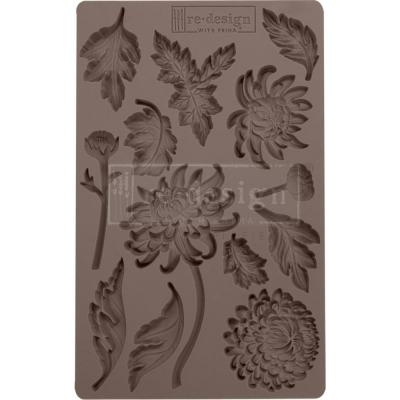 Prima Marketing Re-Design Mould - Botanist Floral