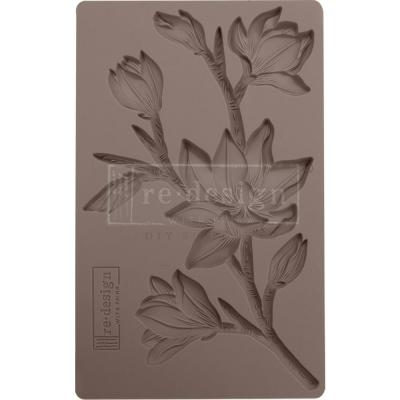 Prima Marketing Re-Design Mould - Forest Flora