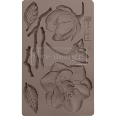 Prima Marketing Re-Design Mould - Winter Blooms