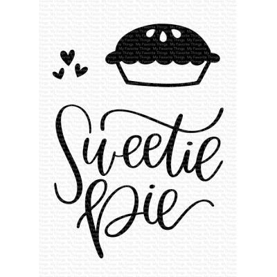 My Favorite Things Clear Stamps - Sweetie Pie