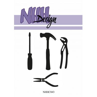 NHH Design Clear Stamps - Tools 1