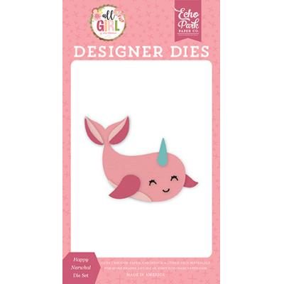 Echo Park All Girl Dies - Happy Narwhal