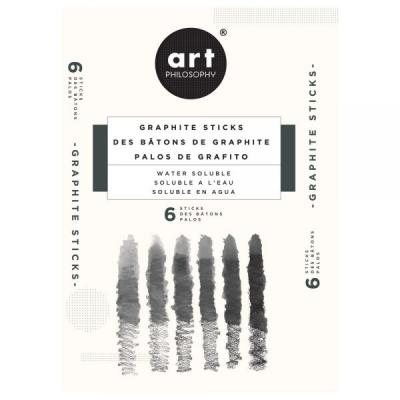 Art Philosophy - Graphite Sticks