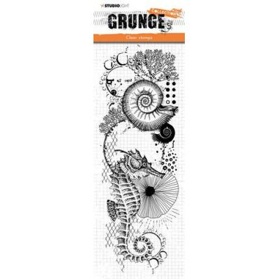 StudioLight Clear Stamp - Grunge Collection 4.0 Nr. 446