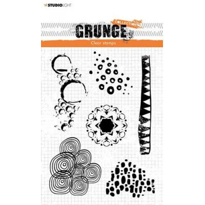 StudioLight Clear Stamps - Grunge Collection 4.0 Nr. 450