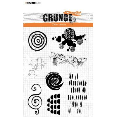 StudioLight Clear Stamps - Grunge Collection 4.0 Nr. 451
