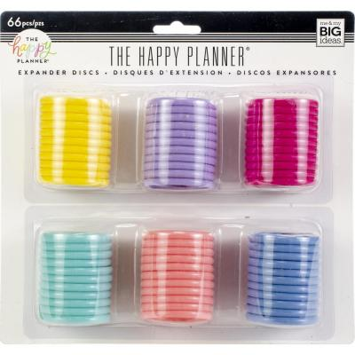 Me And My Big Ideas The Happy Planner - Big Expander Discs