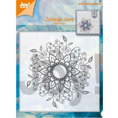 Joy!Crafts Clear Stamp - Zentangle