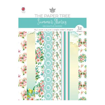 Creative Expressions The Paper Tree Summer Shores - Die Cut Pad