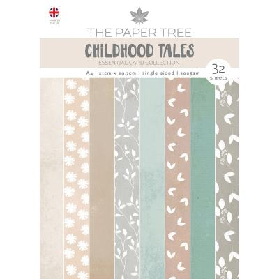 Creative Expressions Childhood Tales Cardstock - Essential Card