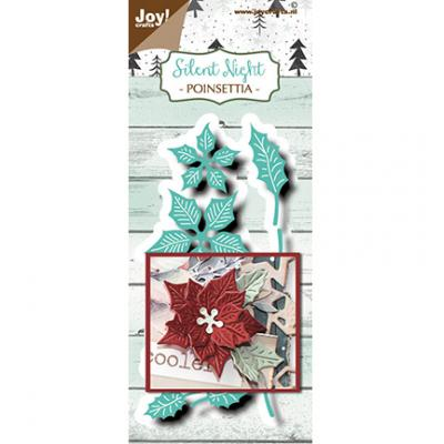 Joy!Crafts Stanzschablonen - Poinsettia