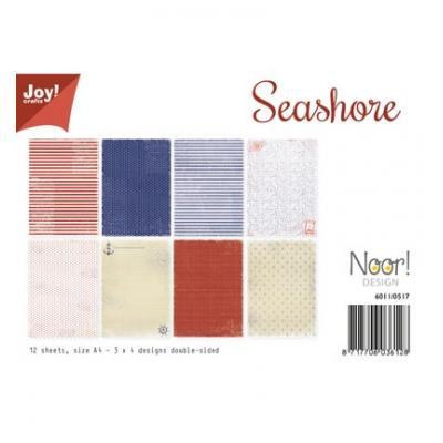 Joy!Crafts Designpapier - Seashore