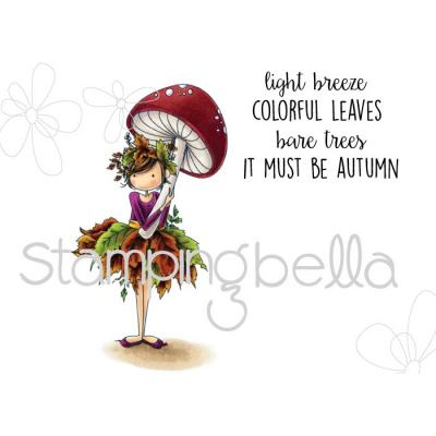 Stamping Bella Cling Stamps - Tiny Townie Autumn Love Autumn