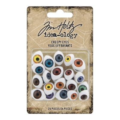 Idea-ology Tim Holtz - Creepy Eyes