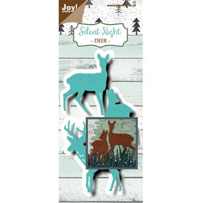 Joy!Crafts Stanzschablonen - Rehe
