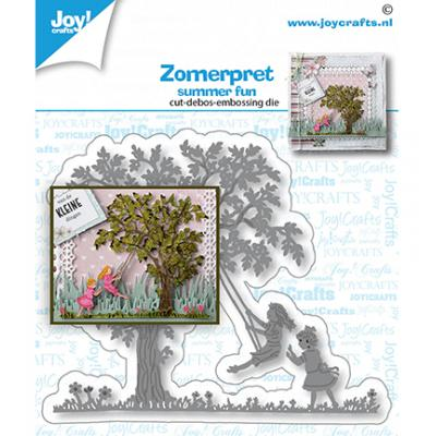 Joy!Crafts Stanzschablone - Sommerspass