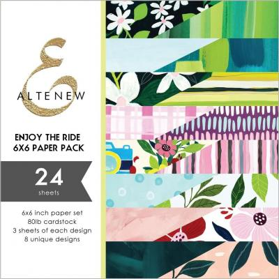 Altenew Paper Pack Designpapier - Enjoy the Ride