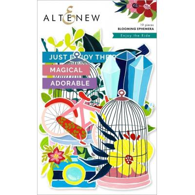 Altenew Enjoy the Ride - Blooming Ephemera