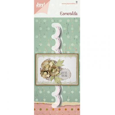 Joy!Crafts Stanzschablone - Esmarelda