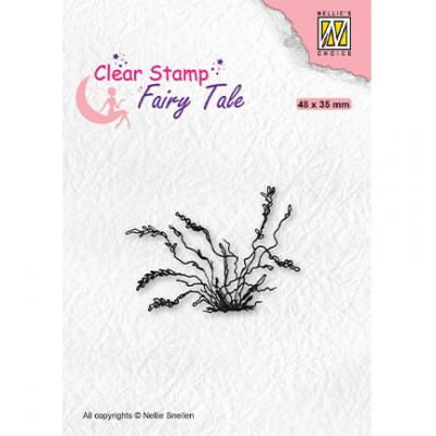 Nellie's Choice Clear Stamp - Fairy Tale Herbs