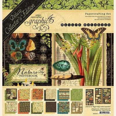 Graphic 45 Nature Notebook - Collector's Edition