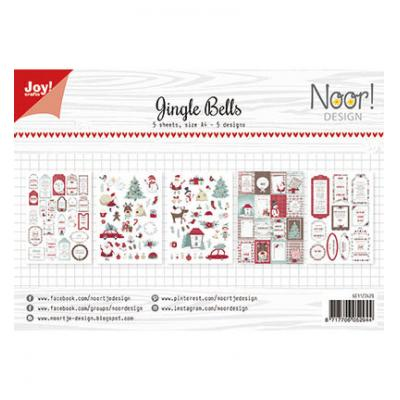 Joy!Crafts Die Cuts - Jingle Bells