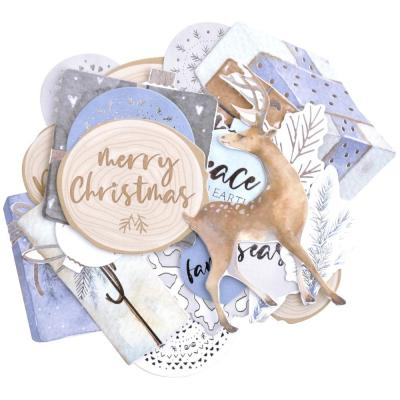 Kaisercraft Whimsy Wishes - Cardstock Die-Cuts