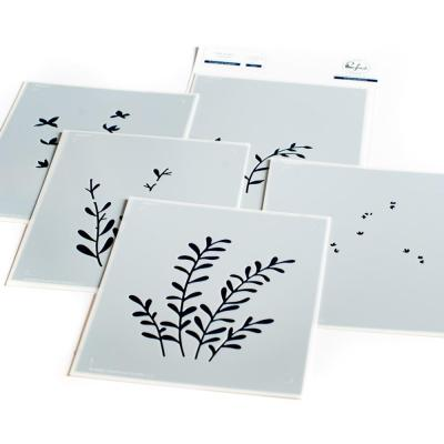 Pinkfresh Studio Stencils - Enchanting Meadows