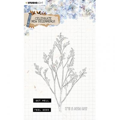 StudioLight Celebrate New Beginnings Clear Stamps - Strauch Nr. 514