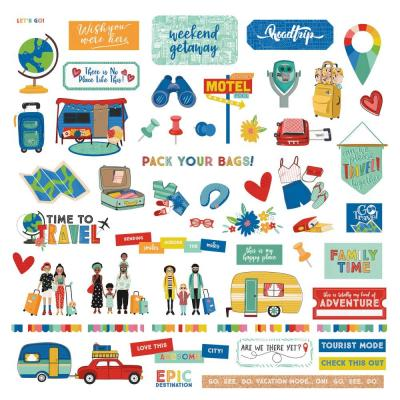 PhotoPlay Time To Travel Sticker - Elements