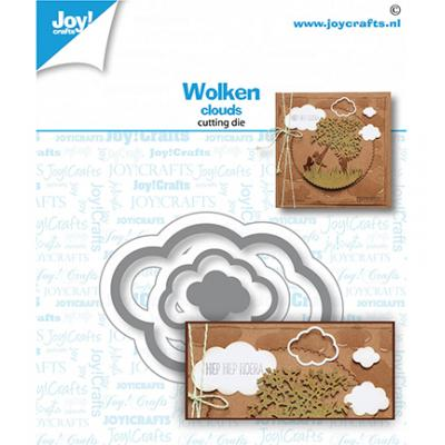 Joy!Crafts  Stanzschablonen - Wolken