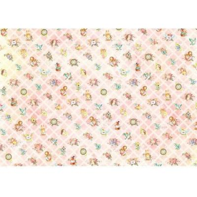 Asuka Studio Memory Place Forest Friends Wrapping Paper - Forest Friends