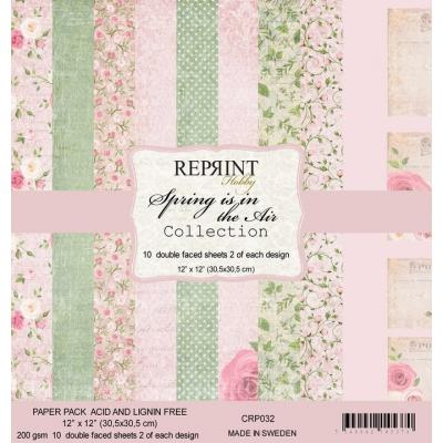 Reprint Spring Is In The Air Collection Designpapier - Paper Pack