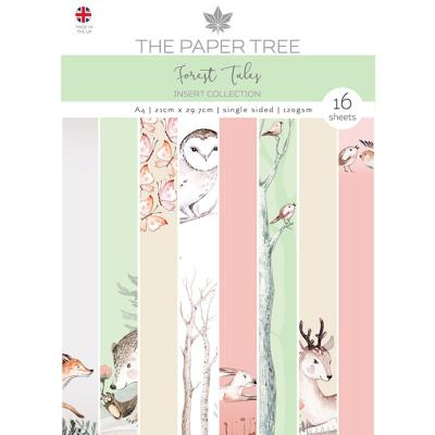 Creative Expressions Forest Tales Designpapier - Insert Collection