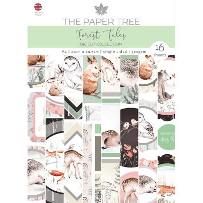 Creative Expressions Forest Tales Die Cuts - Collection