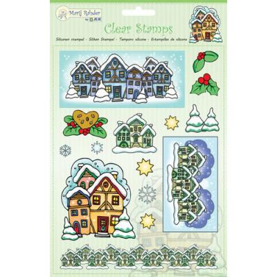 Marij Rahder Clear Stamps - Winter