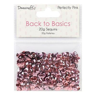 Back to Basics - Perfectly Pink  - 20g Sequins